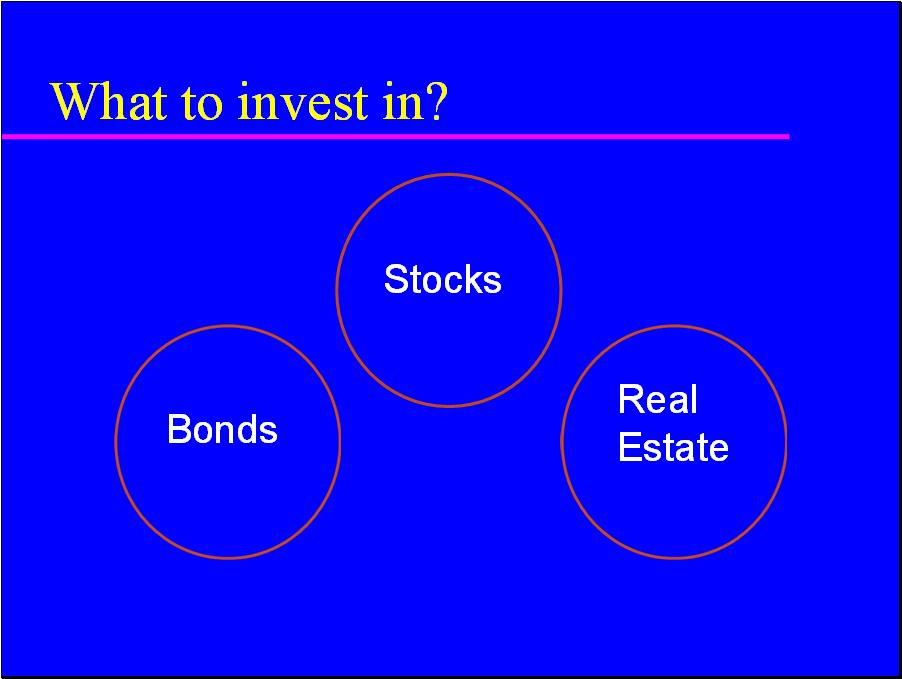 Diversification helps reduce risks of portfolio panic.