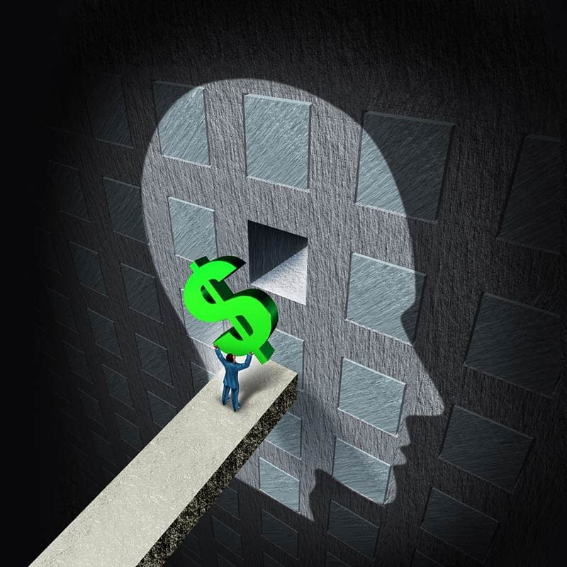Money mastery involves getting your head straight.