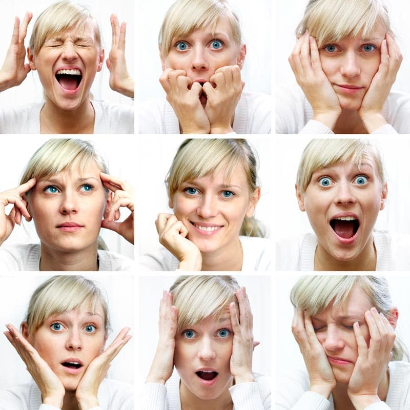 Label emotions when you see them. It will give you advanced negotiation skills.